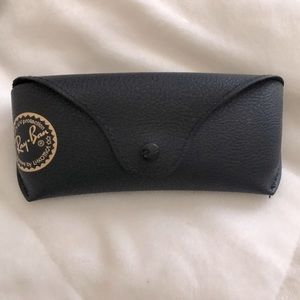Authentic Ray Ban Glasses Case
